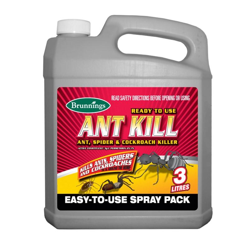 3Lt Brunnings Ant Kill Spray