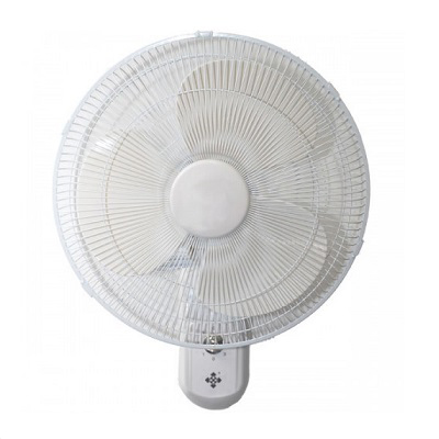 oscillating wall fan. EP Oscillating Wall Fan (16\u2033x50w)
