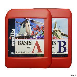 5LT A&B Basis by Mills